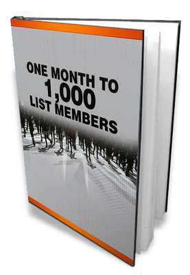 Product picture One Month 1000 Members, Make Money Online